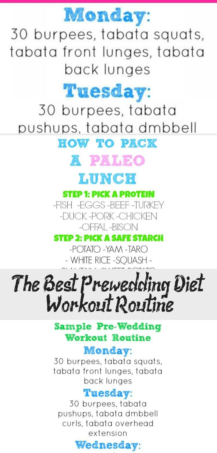 Pre Wedding Diet And Workout Routine Get Into Shape For The Big Day With My Healthy Diet And Workout Tips Bride Workout Dietandnutrition In 2020