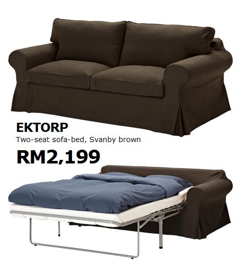 Ektorp Sofa From Ikea Pull Out Sofa Bed Sofa Bed Best Sofa