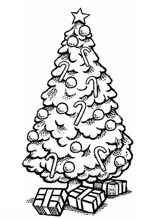 Christmas Tree Christmas Pictures To Color Christmas Coloring Page Free Coloring Page Christmas Tree Coloring Page Tree Coloring Page Christmas Tree Drawing