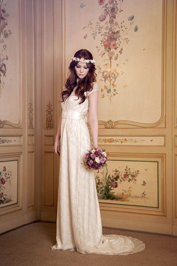 Hochzeitskleid spitze 30er