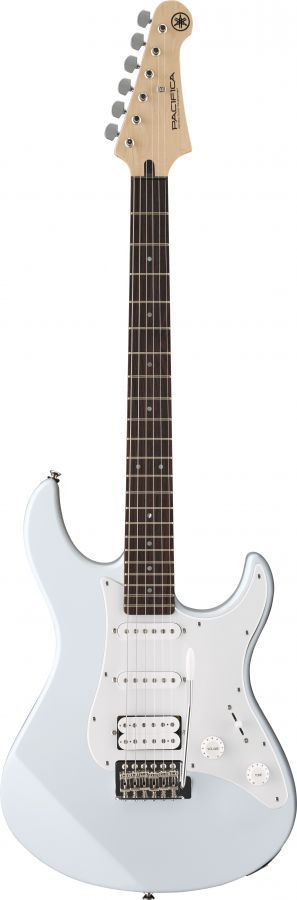 Yamaha Pacifica 012 Electric Guitar In Vintage White Finish Guitar Yamaha Acoustic Guitar Electric Guitar