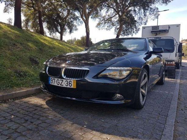 BMW 635d preços usados