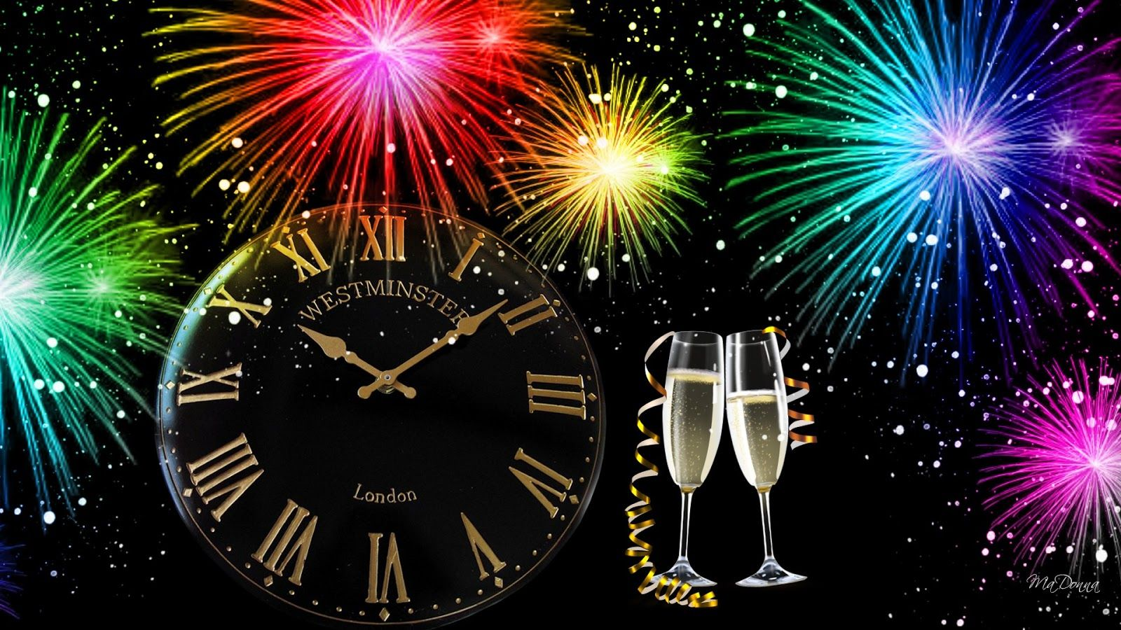 Top 10 happy new year 2016 hd wallpaper happy new year 2017 free new years powerpoint templates including countdown timers to the new year toneelgroepblik Image collections
