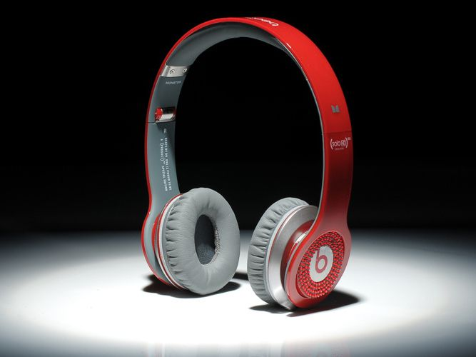 Beats By Dr Dre Solo Diamond Red Headphones Red With Images Beats Beats By Dre Red Diamond