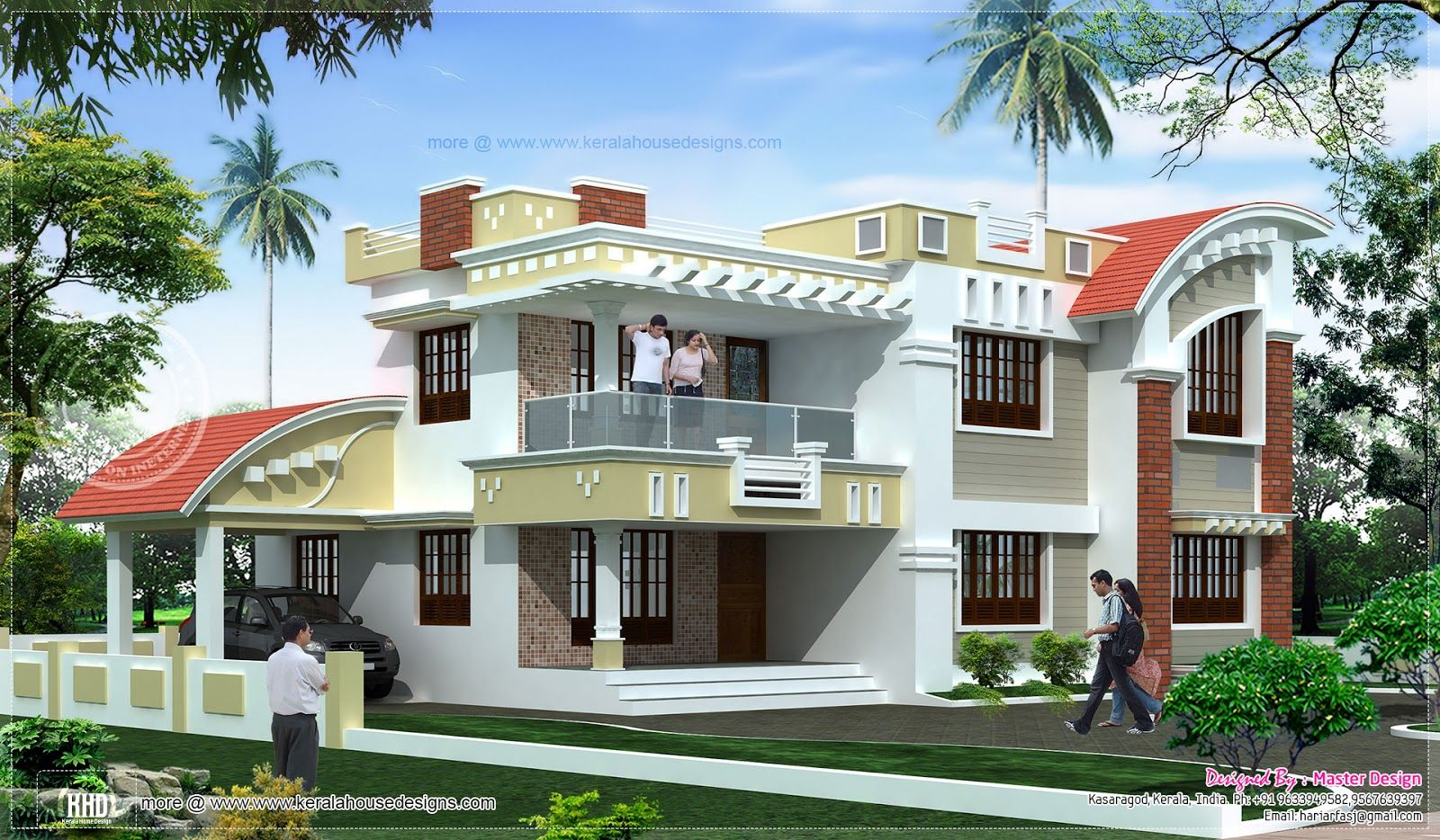 house designs double floor