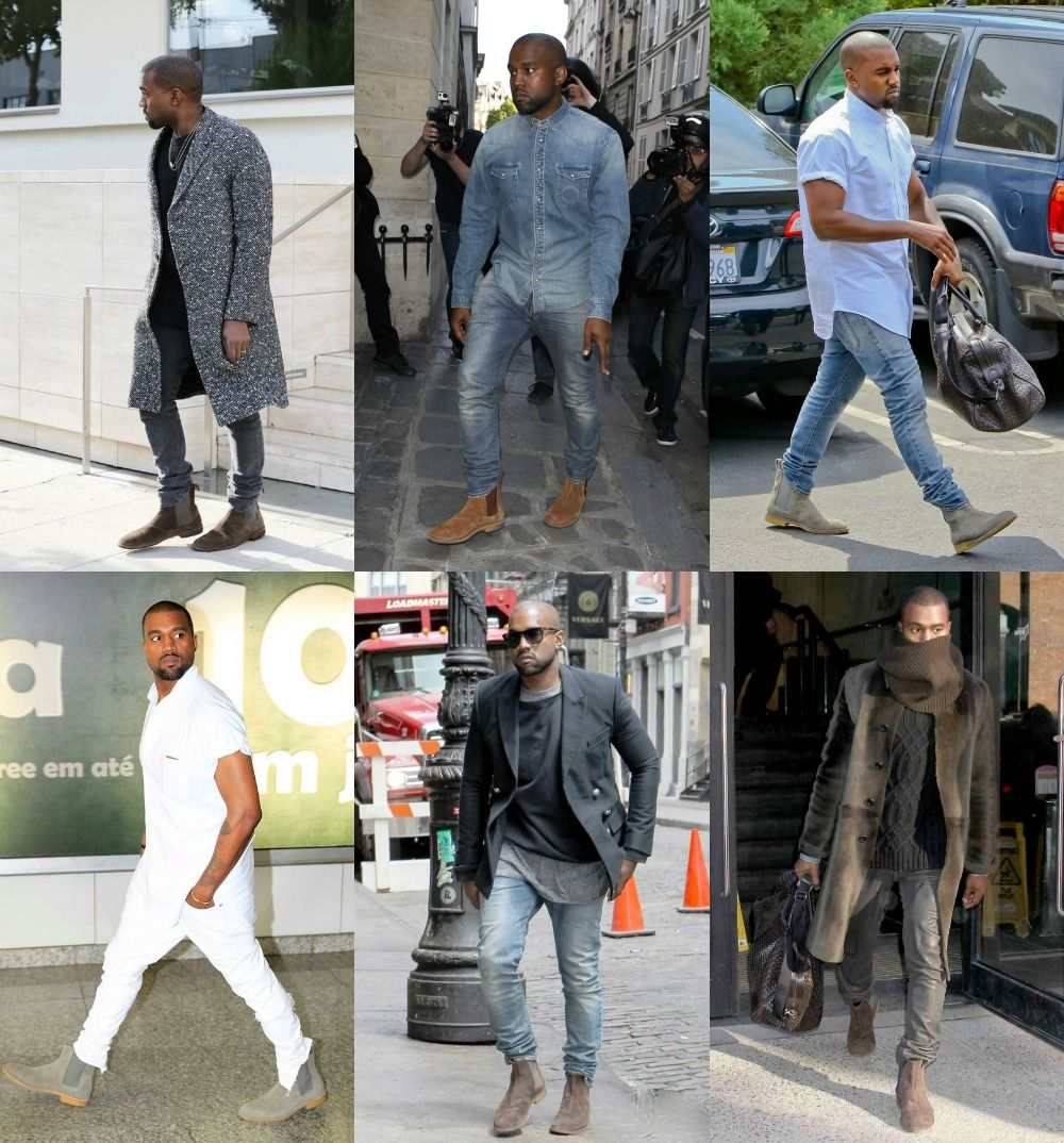 45db7fadc How Are The Celebrities Wearing The Chelsea Boot