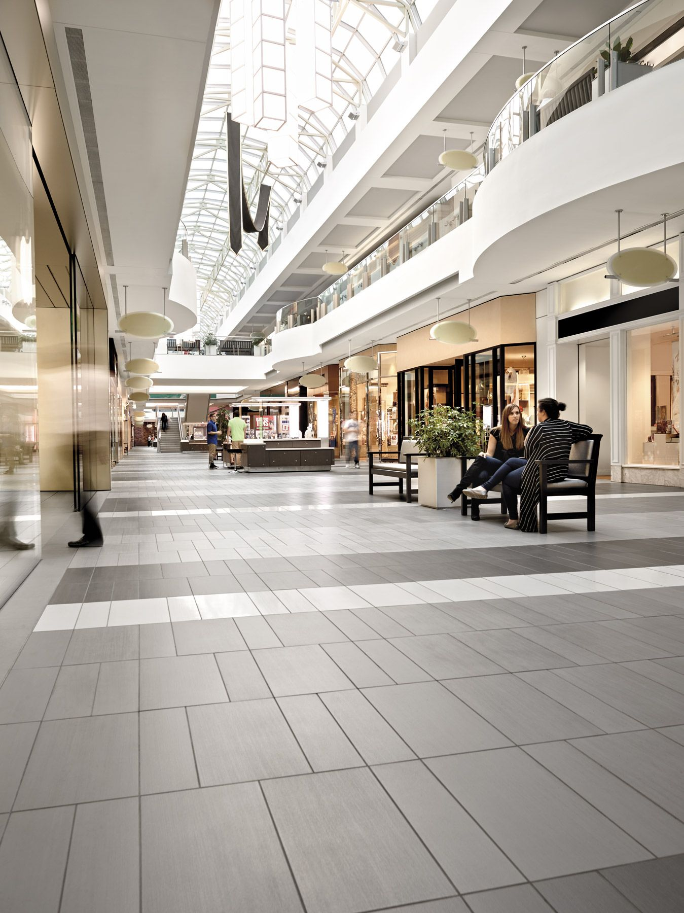 Coolsprings Galleria Shopping Mall Interior Mall Design Floor
