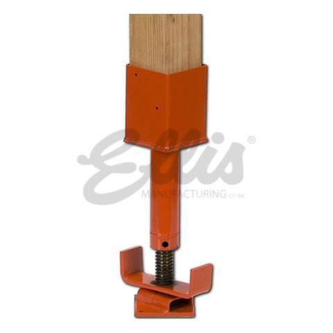 4x4 Screw Jack 4x4 Lumber Handyman Projects House Flooring