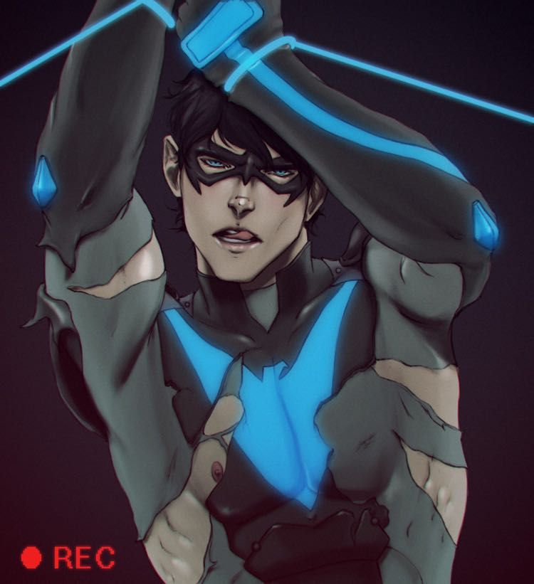 My Fabulous Picture Book - HOT Nightwing part 2 | comics | Nightwing