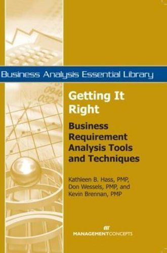 Getting It Right Business Requirement Analysis Tools And Techniques - Business requirements tools