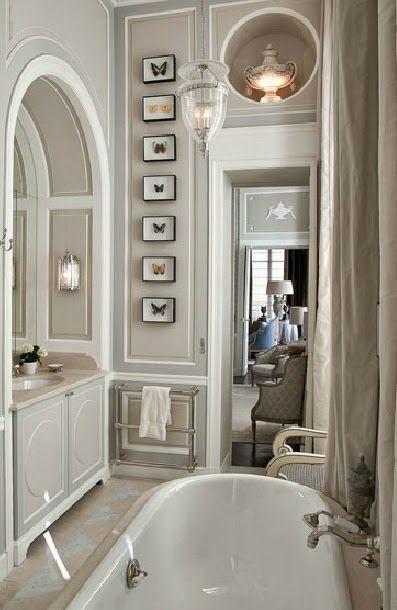 Paris Style Bathroom Decor: Designer Crush :: Jean-Louis Deniot