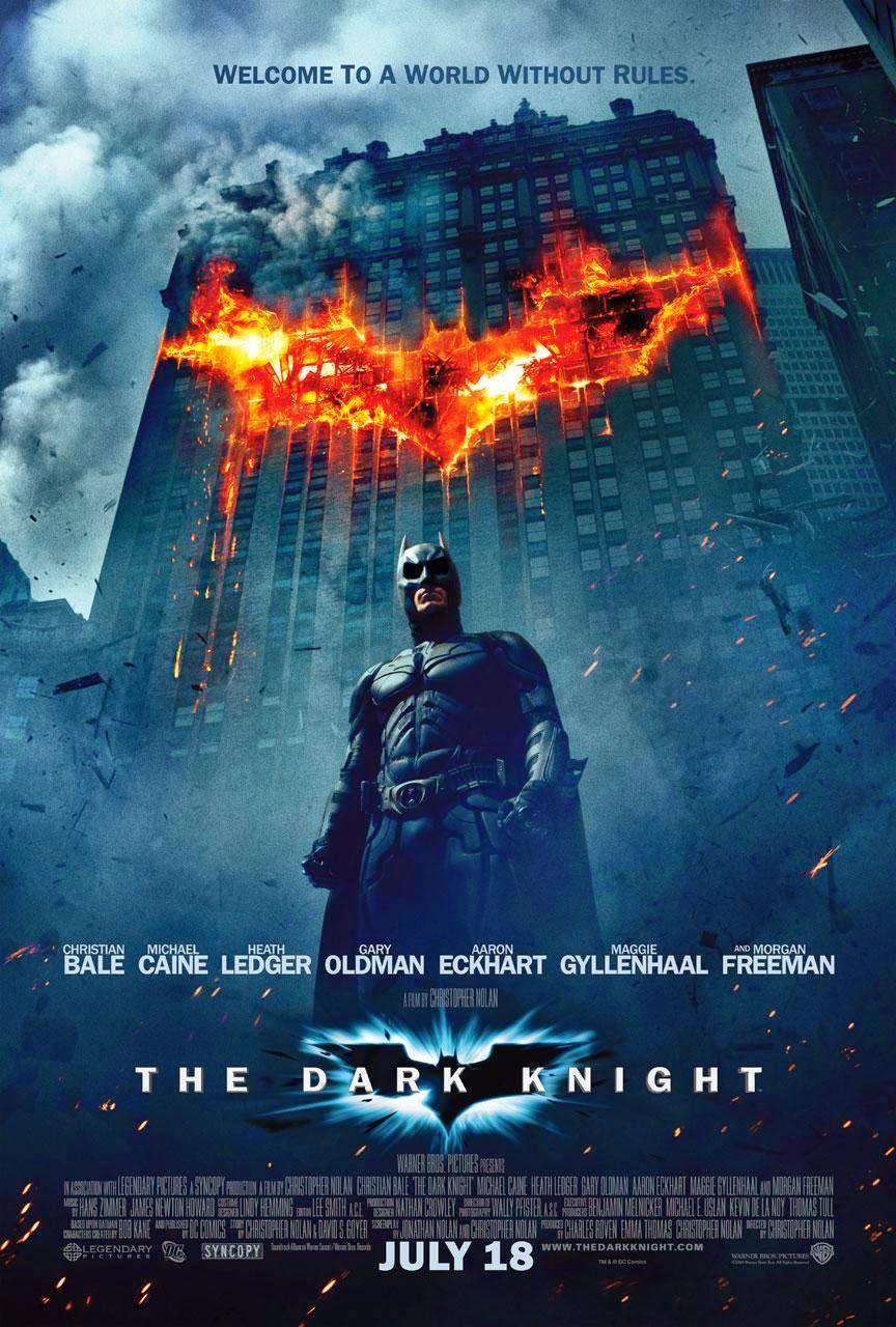 Review Dan Sinopsis Film The Dark Knight 2008 Batman The Dark Knight Filme Sehen Gotham City