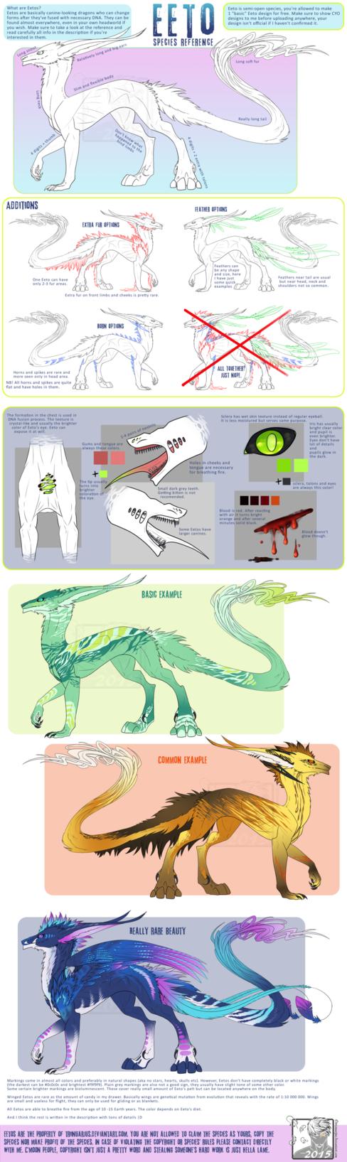 Eeto species ref vol1 by TriinuArjus.deviantart.com on @DeviantArt