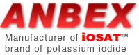 Potassium Iodide (KI) Tablets for Radiation Protection – iOSAT by Anbex