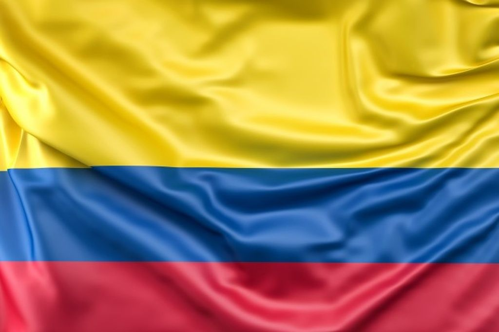 Flag Of Colombia Paid Paid Ad Colombia Flag Bandeiras Dos Paises Viagem Bandeiras
