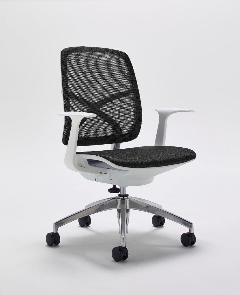 Office Chair Uk Carpet Cover For Contemporary Mesh Chairs