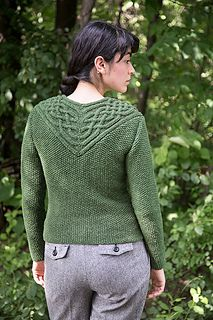 Fall 2014 Twist Collective - Cliona - by Caroline Levander