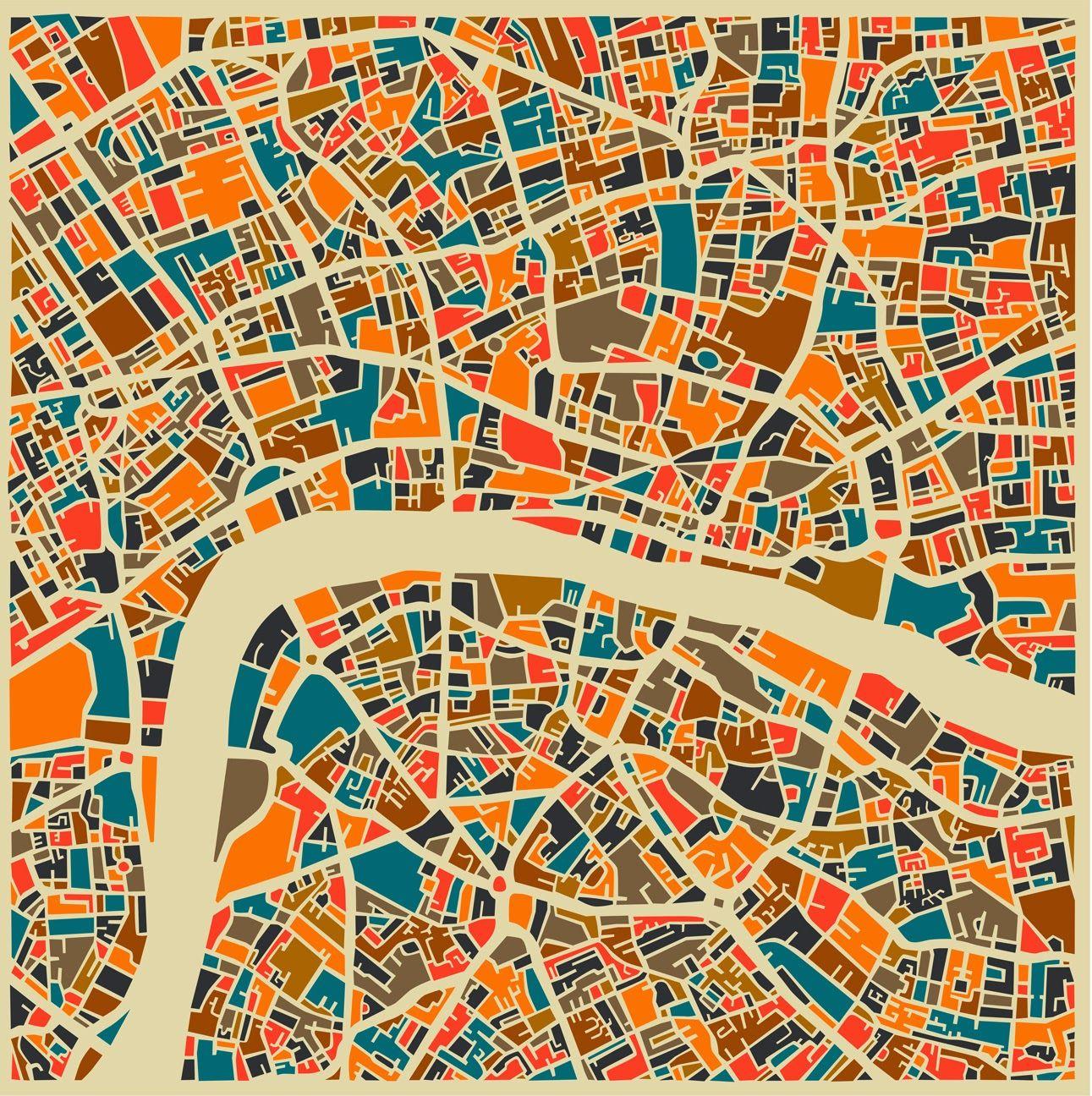 jazzberry blues city maps london