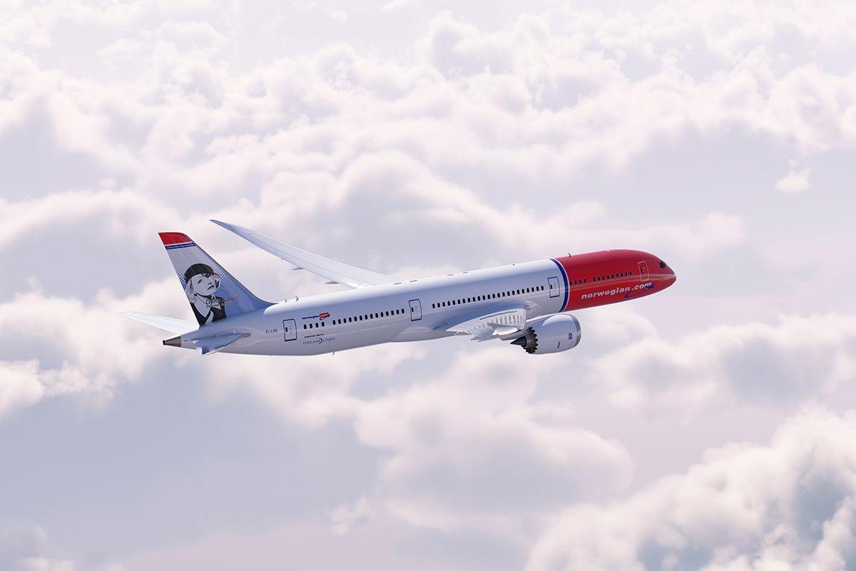 Op Ed Norwegian Claims Victory Over British Airways In The London New York Battle Airways Magazine Norwegian Air Norwegian Free Flights