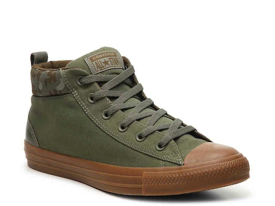 5d5816de90f940 Converse CTAS Mid Street size 13  fashion  clothing  shoes  accessories   mensshoes