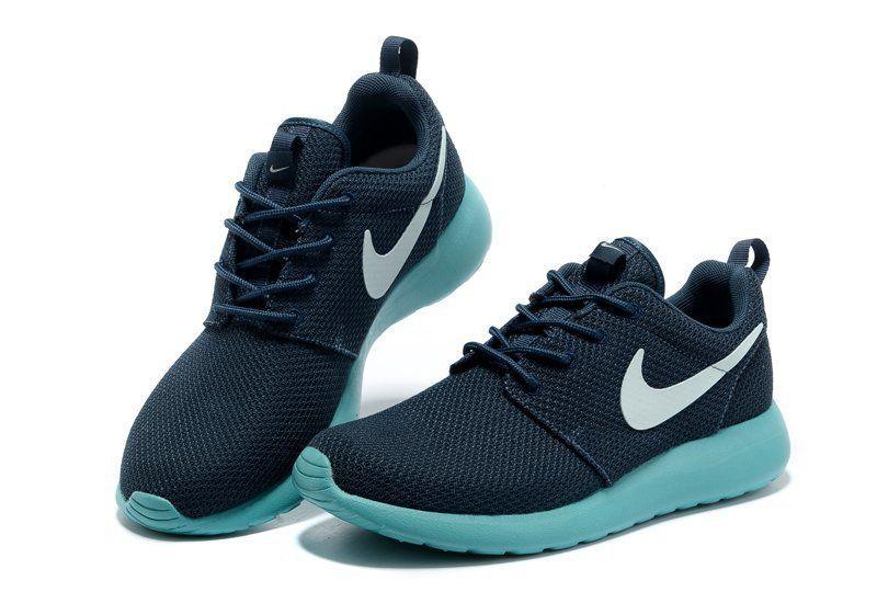 Nike Roshe Run Mens Yeezy Blue Green