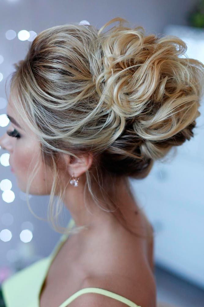 33 Elegant Wedding Hairstyles for Long Hair | Wedding ...