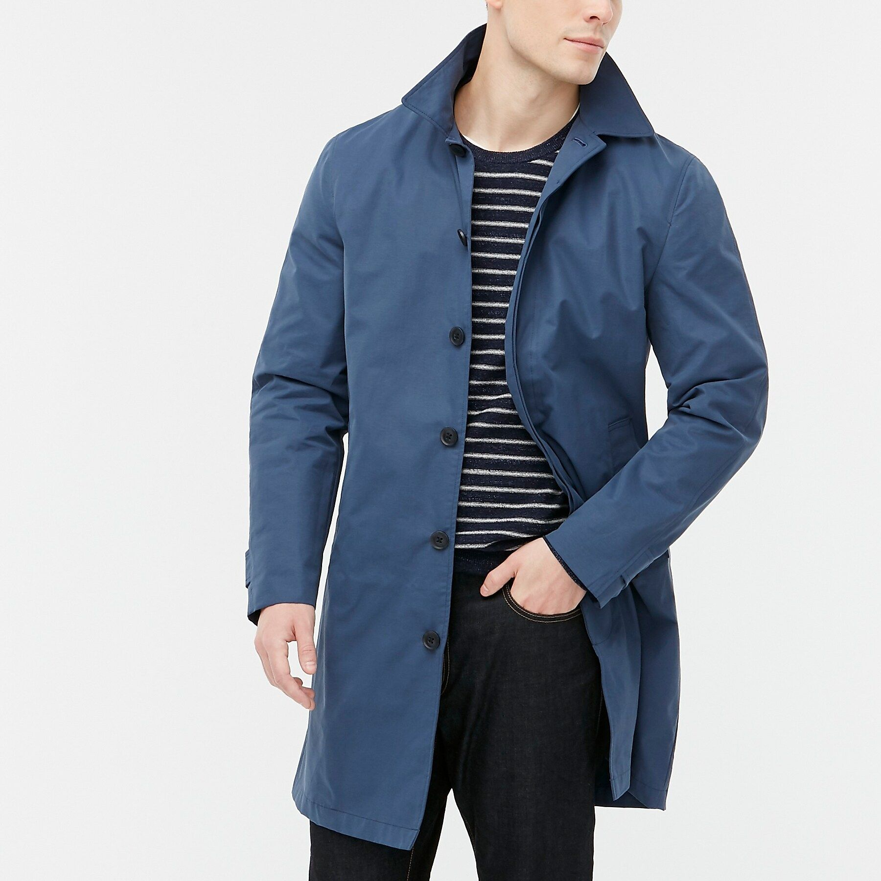 j crew factory trench coat in 2020 trench coat coat on cheap insulated coveralls for men id=34743