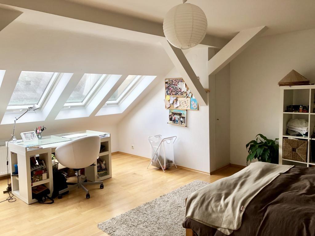 Helles schönes wgzimmer brightandbeautiful dachgeschoß wgzimmer