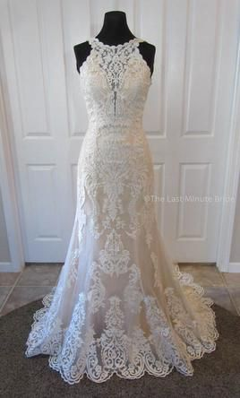 Superior New (Un Altered) Other The Last Minute Bride Chloe Wedding Dress $799 USD