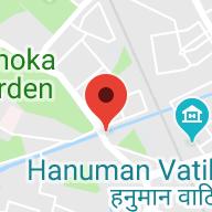 Map of wd architect and interior designer delhi also rh pinterest