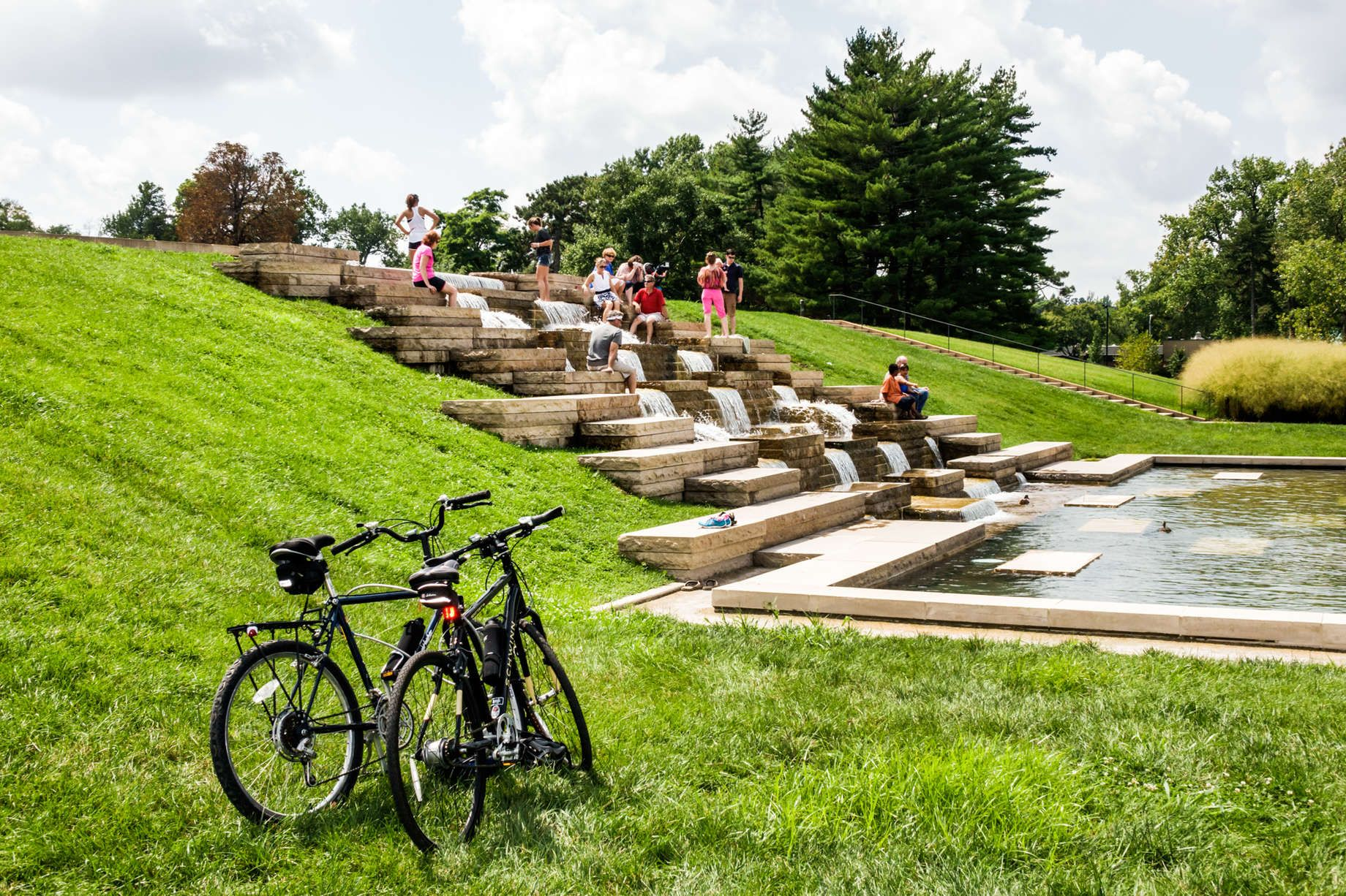 Best City Parks In America Forest Park St Louis Top Parks To Visit Near Us Cities Thrillist City Parks Landscape Park Landscape Park City