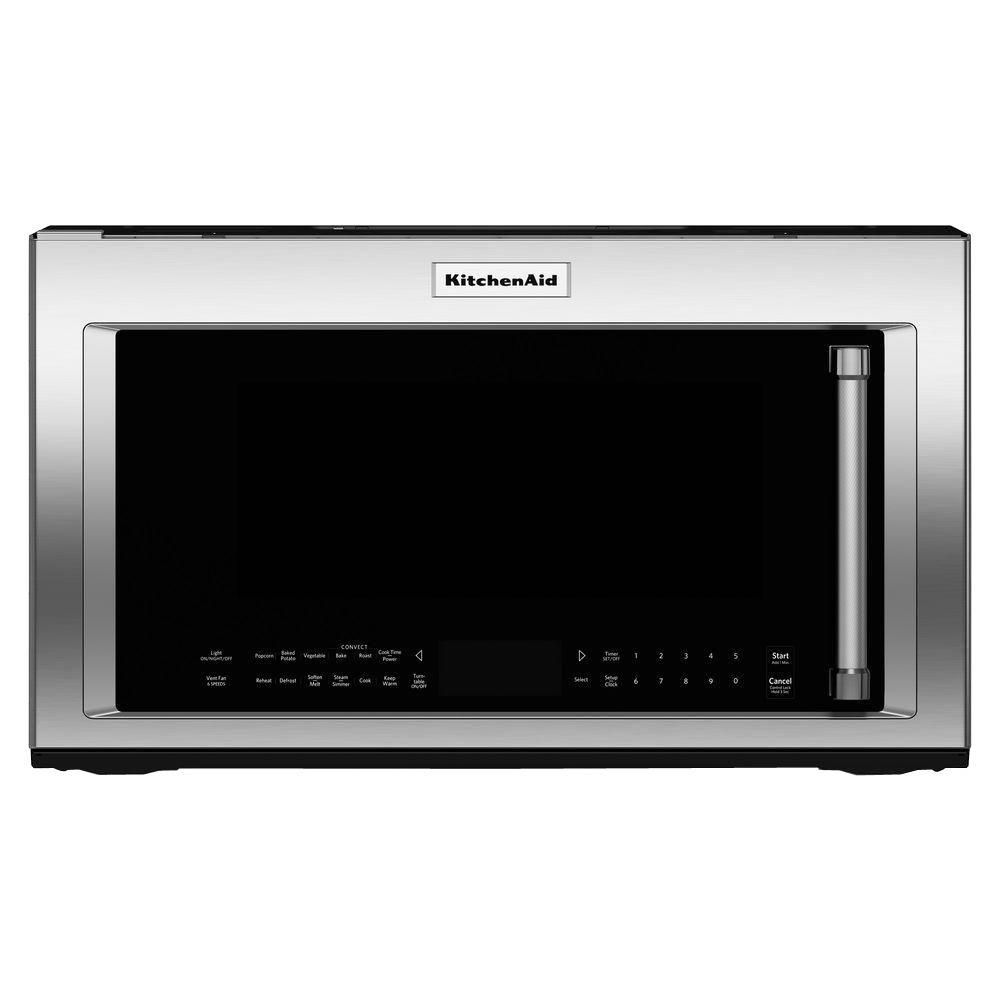 KitchenAid cu ft Over the Range Convection Microwave in