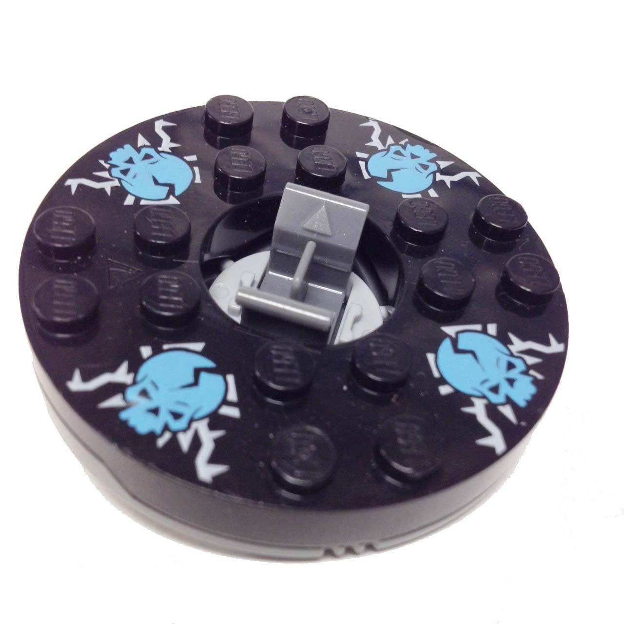Lego parts turntable 6 x 6 bonezai battle arena