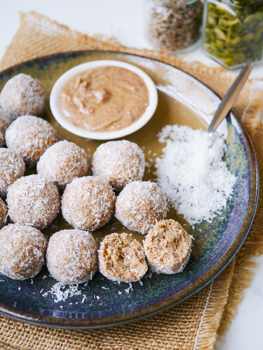 No food processor protein balls recipe protein ball food no food processor protein balls clean eating recipeseating healthyhealthy forumfinder Choice Image