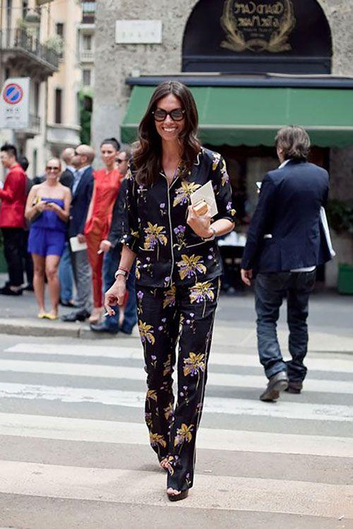 Pyjama femme: 7 marques ne quittent pas la maison #helloautumn