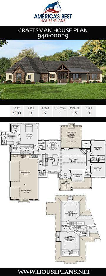 Photo of Craftsman house plans 2700 sq ft #craftsman #house #plans #house #plans ,  craft…