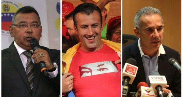 """¡LOS ROSTROS DE NARCOTRÁFICO!  Los 10 funcionarios venezolanos que han sido incluidos en la """"Lista Clinton"""""""