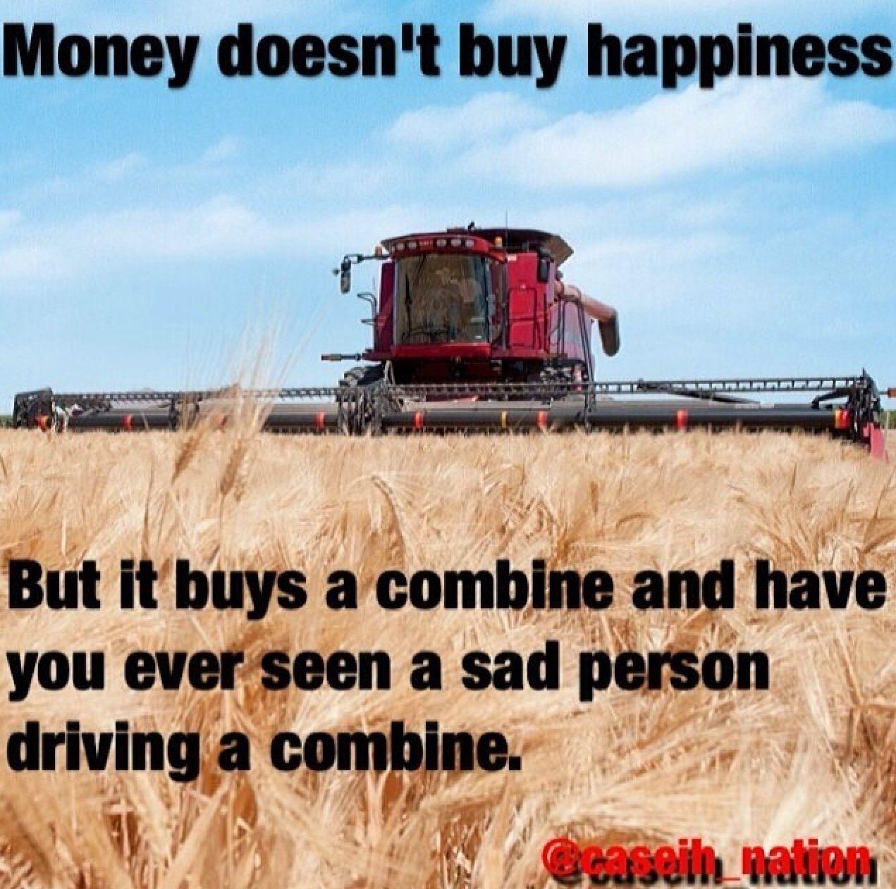 It S True My Husband Always Has A Smile Till It Starts To Rain Www Titanoutletstore Com Farm Life Quotes Farm Humor Farm Jokes