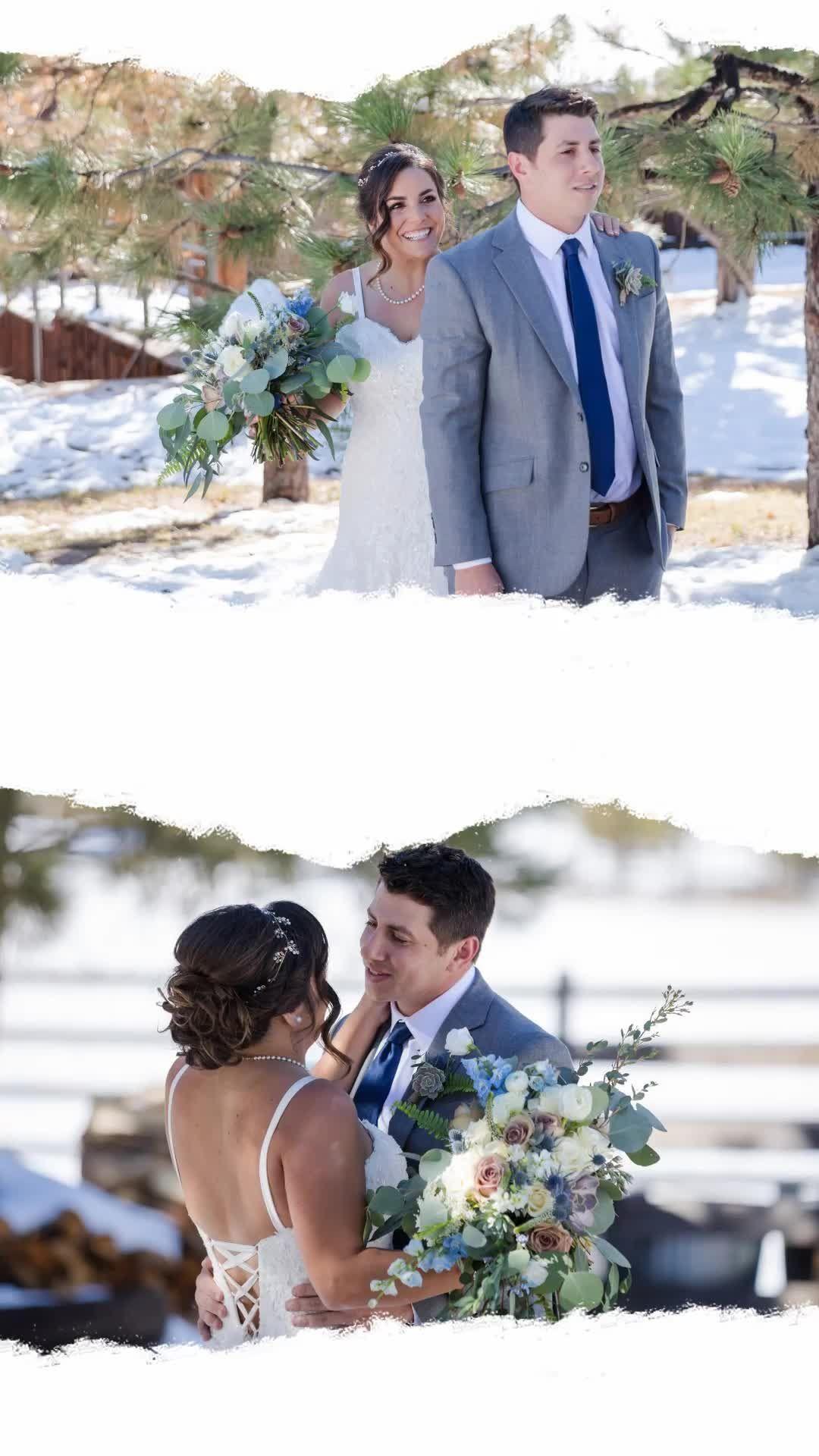 Winter Wedding Photography Lauren Scott Katie Corinne Photography S Blog Video Video Winter Weddings Photography Colorado Wedding Winter Wedding