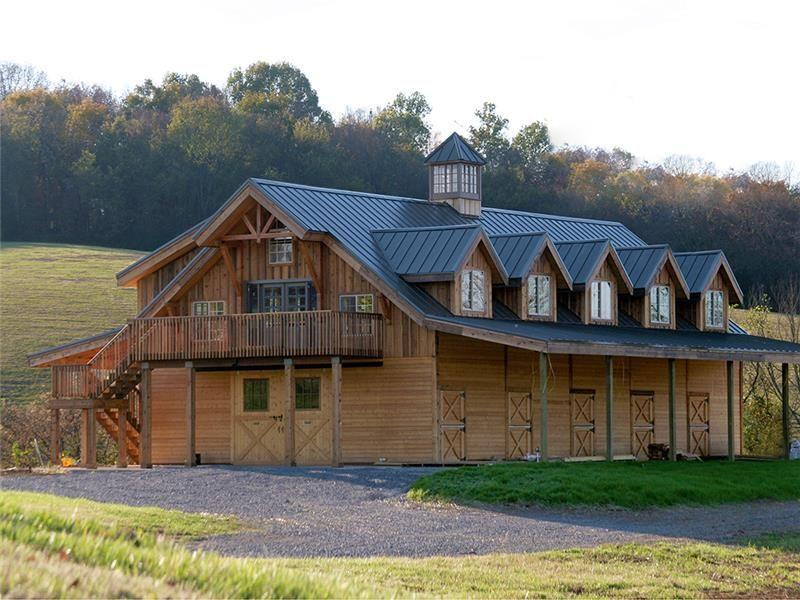 The Denali Barn Apartment 60 Horse Home N Garden