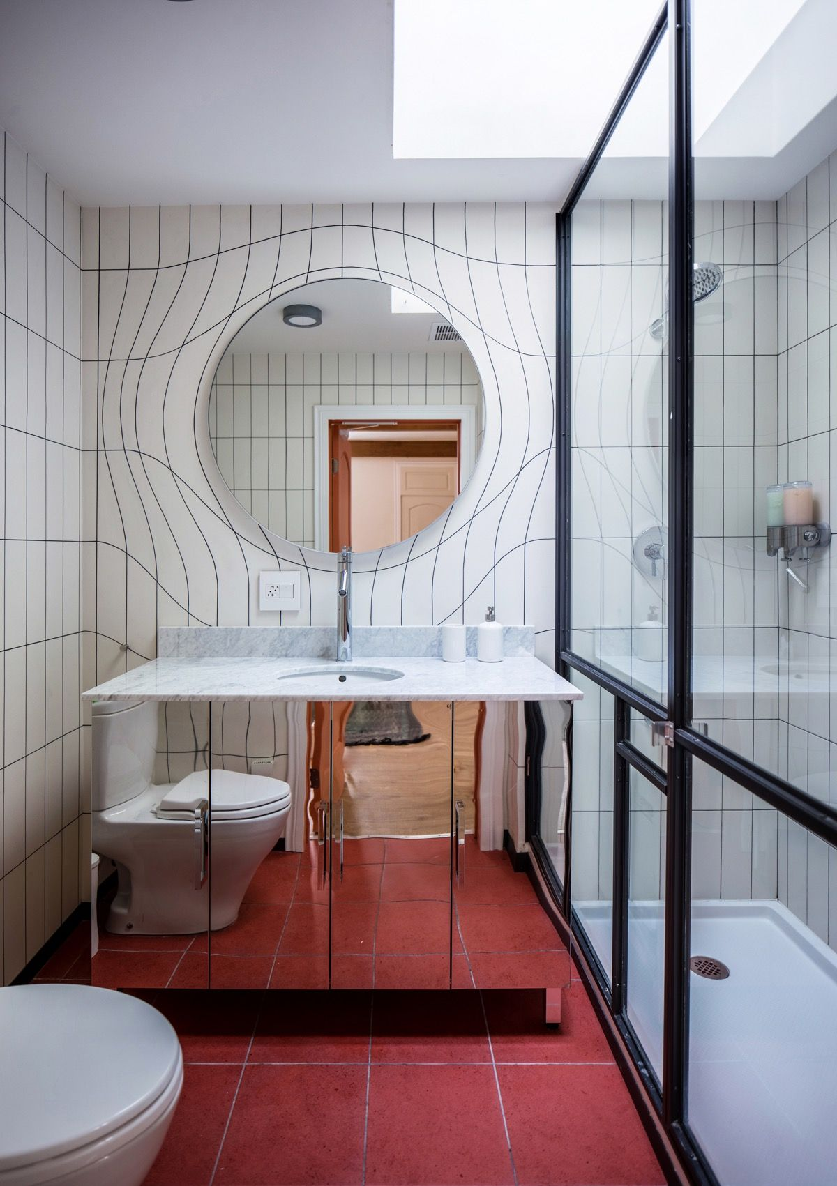 40 Modern Bathroom Vanities That Overflow With Style | Red ...