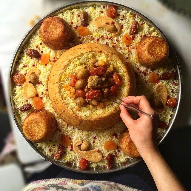 Azerbaijan.Plov. So delicious   Cuisine, Food, Mouth watering