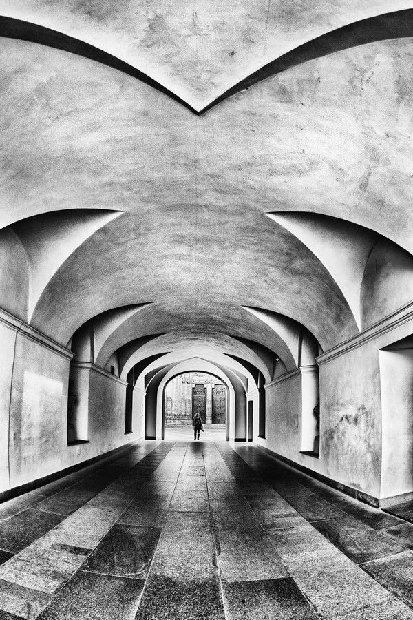 """'Prague:"""" Black and white architectural photography by Murat Aslankara on 500px"""