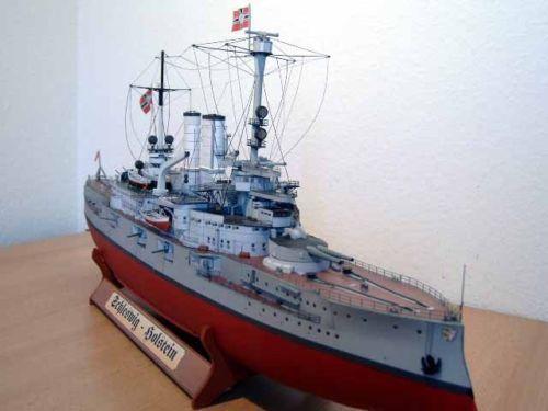 087 Schleswig Holstein HMS Dreadnaught British Navy