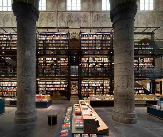 The 20 most interesting and beautiful bookstores of the world - Blog of Francesco Mugnai