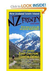 NZ Frenzy: New Zealand South Island: Scott Cook: 9780979923265: Amazon.com: Books