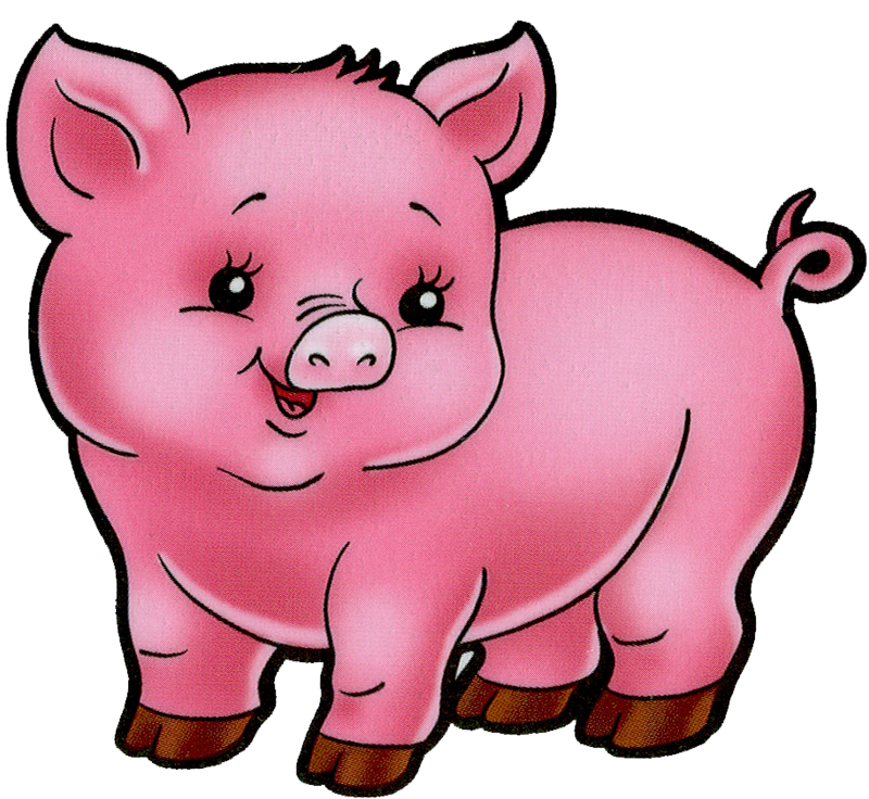 cartoon filii clipart clip art animal and crafts rh pinterest co uk pig clipart pig clipart black and white