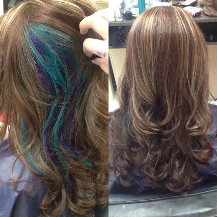217 years of hairstyles development from the 19th century till 217 years of hairstyles development from the 19th century till today purple peekaboo hairblue peekaboo highlightspeekaboo pmusecretfo Image collections