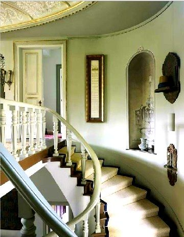 serdar glgns ottoman house interior design blogsvintage housesblue roomsfrench - French Interior Design Blogs