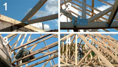 Designing The Roof Homebuilding Renovating Roof Design Roof Trusses House Roof